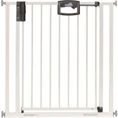 Barrière Easy Lock Plus avec adaptateur escalier (84 à 92 cm)