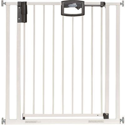 Barrière Easy Lock Plus avec adaptateur escalier (84 à 92 cm) Geuther