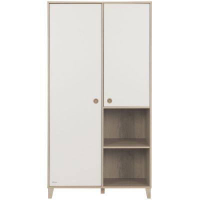 Armoire 2 portes et 2 niches Lora  par Galipette
