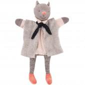 Marionnette chat le Galant Il était une fois (35 cm) - Moulin Roty