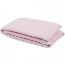 Tour de lit Pink Bows (pour lits 60 x 120 cm et 70 x 140 cm)  par Les Rêves d'Anaïs