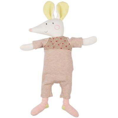 Peluche Nine la souris Les petits dodos (28 cm) Moulin Roty