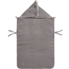 Nid d'ange passe sangle Bliss knit storm grey (82 cm)