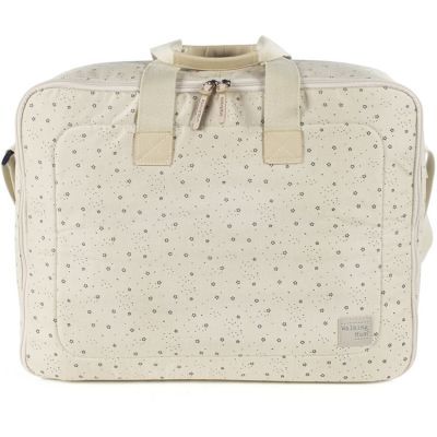 Valise de maternité Dreamer beige  par Walking Mum