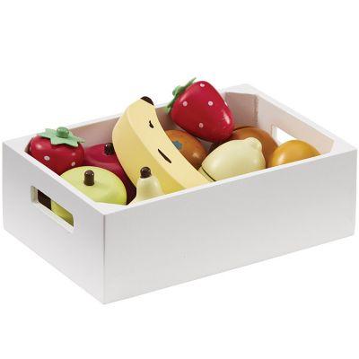 Cagette de fruits en bois  par Kid's Concept