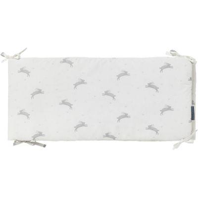 Tour de lit Belleville lapin (pour lits 60 x 120 cm ou 70 x 140 cm)   par Maison Charlotte