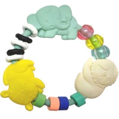 Anneau de dentition multi textures  par Infantino