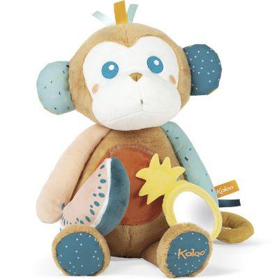 Peluche d'activités Sam le singe Kaloo
