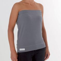 Bandeau de peau à peau gris (taille L/XL)