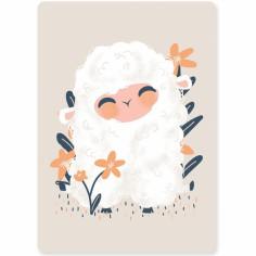 Carte A6 les Animignons le mouton