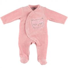 Pyjama velours Imagine (1 mois)