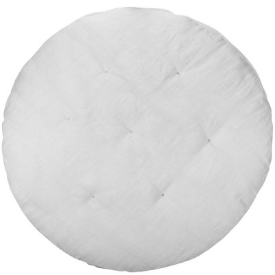 Tapis de jeu matelassé gris  par Cotton&Sweets