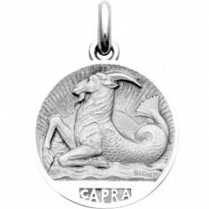 Médaille signe Capricorne (argent 925°)