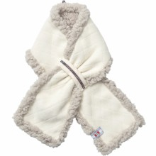 Echarpe Muffler Scandinavian Off-white (12 mois)  par Lodger