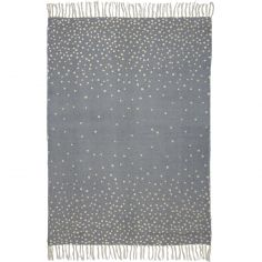 Tapis or et gris (90 x 120 cm)