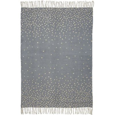 Tapis or et gris (90 x 120 cm)  par Done by Deer