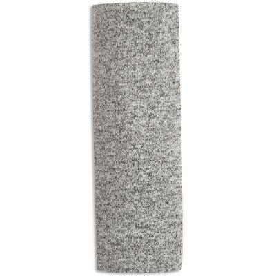 Maxi lange en maille heather grey (120 x 120 cm) aden + anais