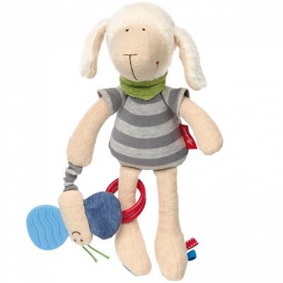 Peluche d'activités mouton Schaf Schön (30 cm) Sigikid