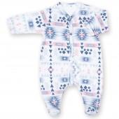 Pyjama léger jersey Apawi shade (naissance : 50 cm) - Bemini