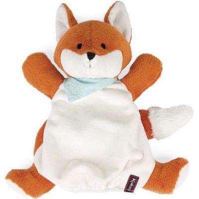 Doudou marionnette renard Paprika Les amis  par Kaloo