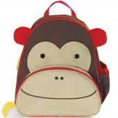 Sac à dos enfant Zoo singe marron - Skip Hop