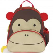 Sac à dos enfant Zoo singe marron  par Skip Hop