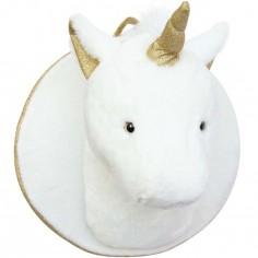 Trophée peluche Ma jolie licorne