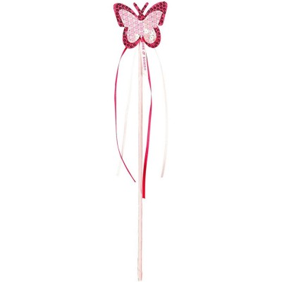 Baguette papillon rose  par Souza For Kids