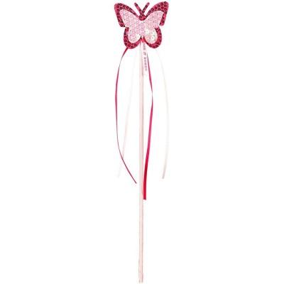 Baguette papillon rose  par Souza For Kids