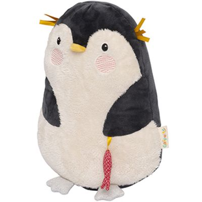 Coussin pingouin Les Nanouks (28 cm)  par Galipette