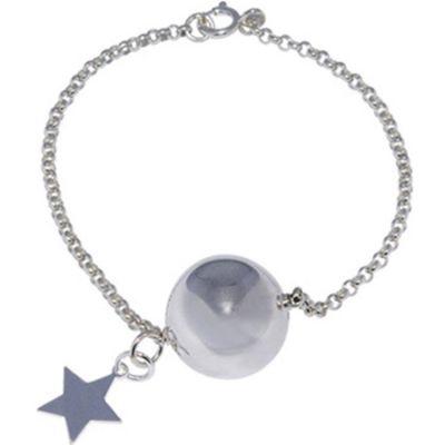 Bracelet bola de grossesse Cloé Nativoo (argent 925°)  par Nativee