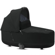 Nacelle Priam Lux Carry Cot Deep Black