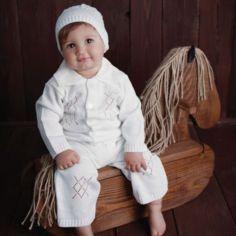 Tenue de cérémonie Noah (5-7 mois)
