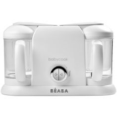 Robot cuiseur Babycook Duo blanc