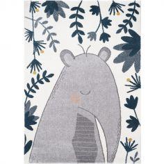Tapis rectangulaire tapir Boris (120 x 170 cm)