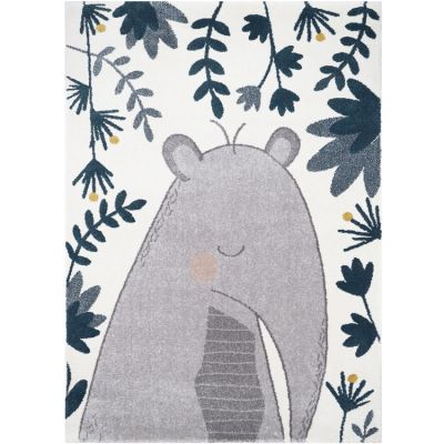 Tapis rectangulaire tapir Boris (120 x 170 cm)  par Nattiot
