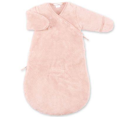 Gigoteuse chaude Magic Bag en softy vieux rose blush TOG 2,5 (70 cm)  par Bemini