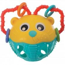 Balle Roly-Poly Lion Junyju  par Playgro