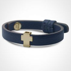 Bracelet Gospel simple (or jaune 750°)
