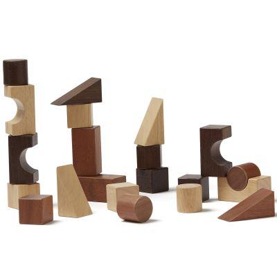 Blocs de construction Natural Neo (21 blocs)  par Kid's Concept