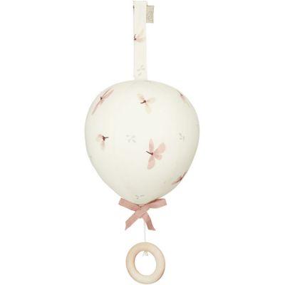 Mobile musical montgolfière Windflower  par Cam Cam Copenhagen