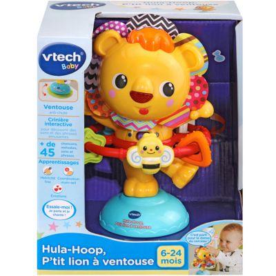 Jouet à ventouse Hula-Hoop P'tit lion  par VTech