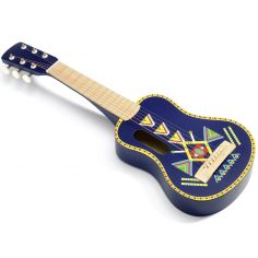 Guitare 6 cordes métalliques Animambo