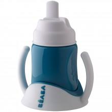 Tasse bec verseur bébé Ellipse bleue  par Béaba