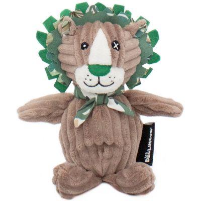 Peluche Simply Jélékros le Lion (15 cm)  par Les Déglingos