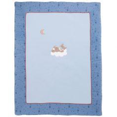 Couverture bébé Bob le raton laveur  (75 x 100 cm)