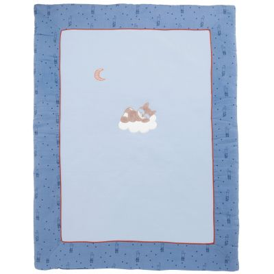 Couverture bébé Bob le raton laveur  (75 x 100 cm)  par Nattou