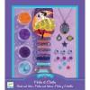 Kit de création bijoux Perles et étoiles - Djeco