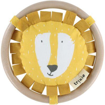 Hochet anneau Mr. Lion  par Trixie