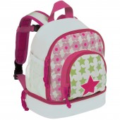 Petit sac à dos Starlight rose - Lässig